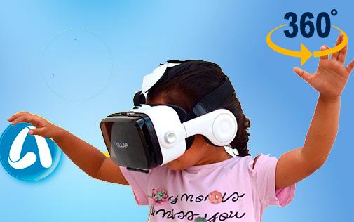 Paseo Virtual adra360 Inmobiliaria Técnica